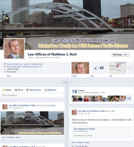 Facebook Timeline Page for Business