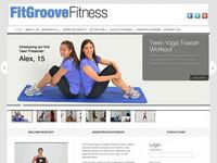 FitGroove Fitness is an RBJ Best of the Web Finalist!