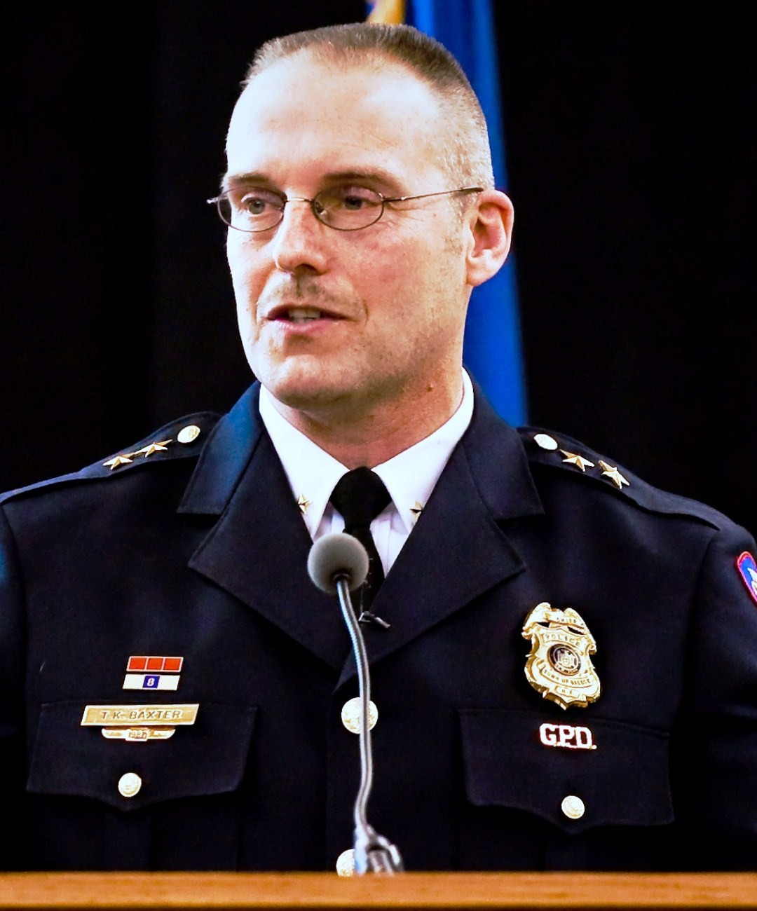 Greece Chief of Police Stepping Down; Welcomed as Veterans Outreach Center's Executive Officer