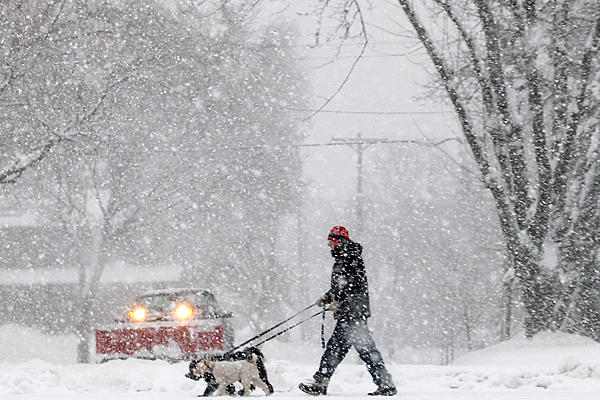 Winter Storm Vulcan Forces Many Rochester Businesses to Shut Down