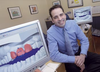 Rochester Orthodontist Develops First Training Program for Lingual Braces in North America