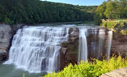 Letchworth, America's Best State Park, Just One Way to Enjoy the Outdoors Around Rochester This Spring