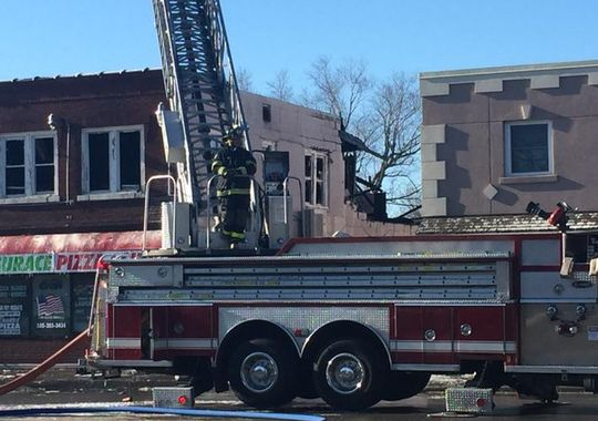 Gas Explosion Sends Two to the Hospital, Destroys East Rochester Pizza Shop